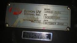 Image FUSION UV DRR(6)-110SC Curing Tunnel 398998