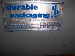 Image DURABLE PACKAGING RA4 Top Taper 400032