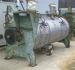 Image 65 cf Stainless Steel Jacketed Plow Mixer with Choppers 400517