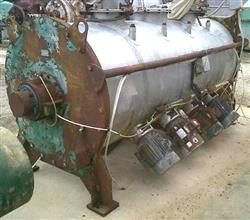 Image 65 cf Stainless Steel Jacketed Plow Mixer with Choppers 400518
