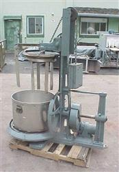 Image 40 Gal J.H. DAY Stainless Steel Pony Mixer  404693