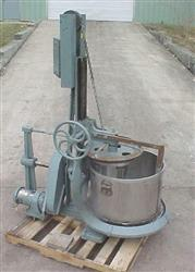 Image 40 Gal J.H. DAY Stainless Steel Pony Mixer  404697