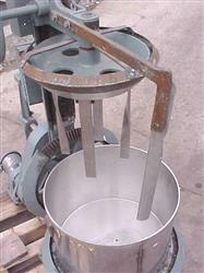 Image 40 Gal J.H. DAY Stainless Steel Pony Mixer  404696