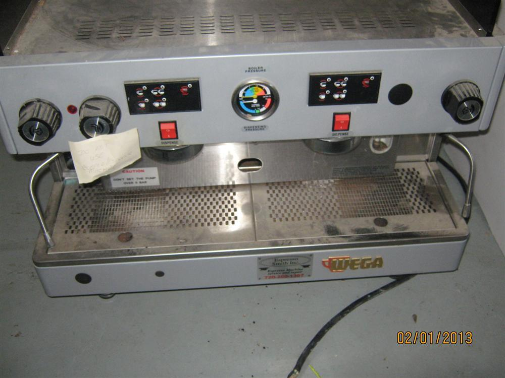 WEGA Nova XL Espresso Machine