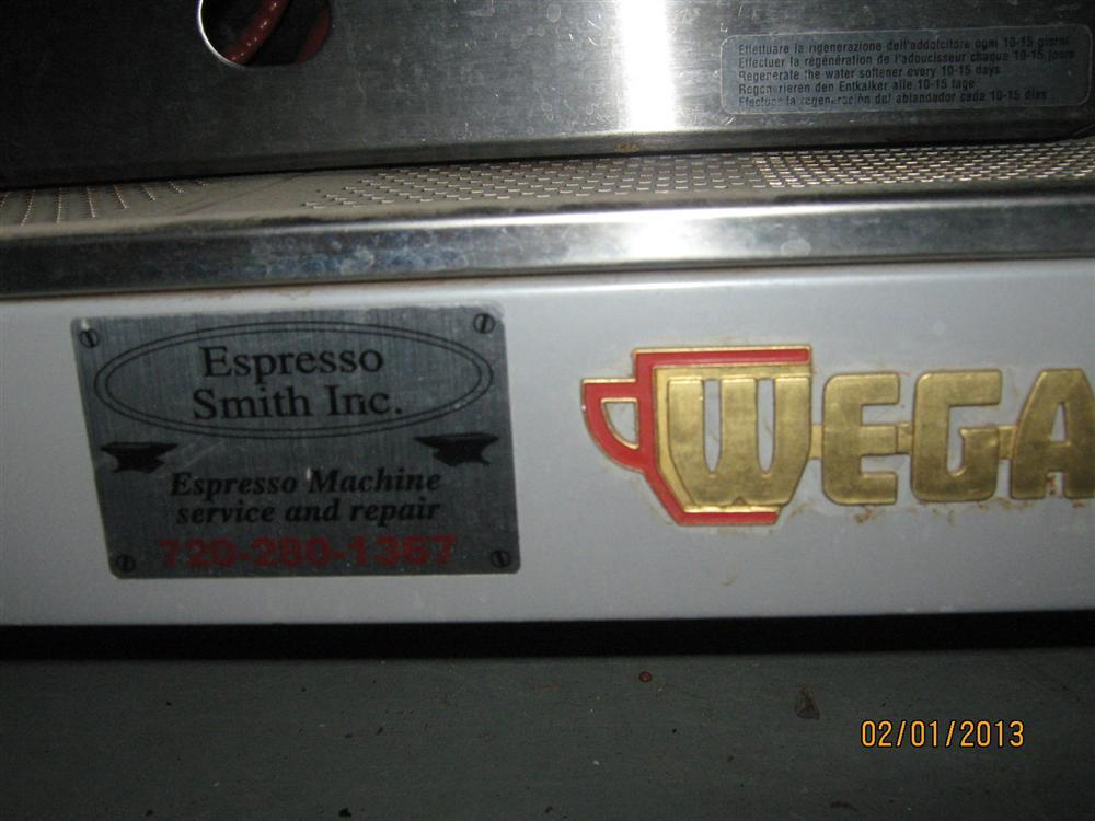 Image WEGA Nova XL Espresso Machine 404840
