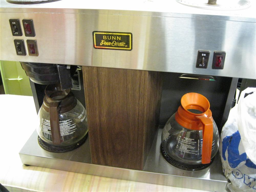 Bunn Pour Omatic Coffee Brewer
