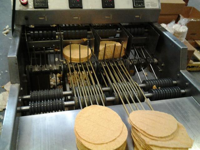 Image CASA HERRERA-Tortilla Corn Line 426478