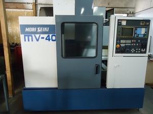 MORI SEIKI MV-40M Vertical Machining Center