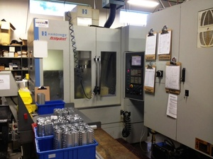 Image MAZAK VQC-15/40 Vertical Machining Center 407478