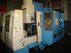 Image MAZAK VQC-15/40 Vertical Machining Center 407483