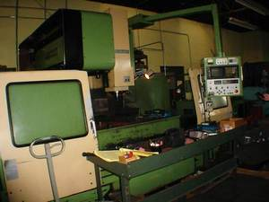 Image MIGHTY VIPER V-950 Vertical Machining Center 407609