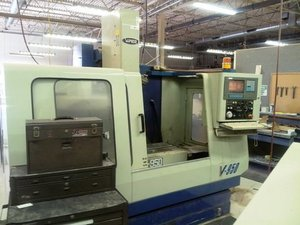 Image MIGHTY VIPER V-950 Vertical Machining Center 407610