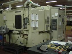 Image OKUMA MX-40HA Horizontal Machining Center 407693