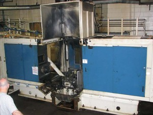 KRAUSE & MAUSER Model SM-041 CNC Finish Boring Machine