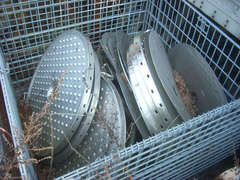 "33"" SPARKLER Shallow Plate"