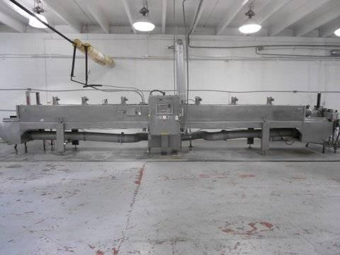 AIRCO Nitrogen/CO2 Freeze Tunnel