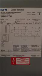 Image EATON / CUTLER HAMMER V48M28T75J Transformer 409112