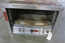 155447 - BAKERS PRIDE Open Front Pizza Oven