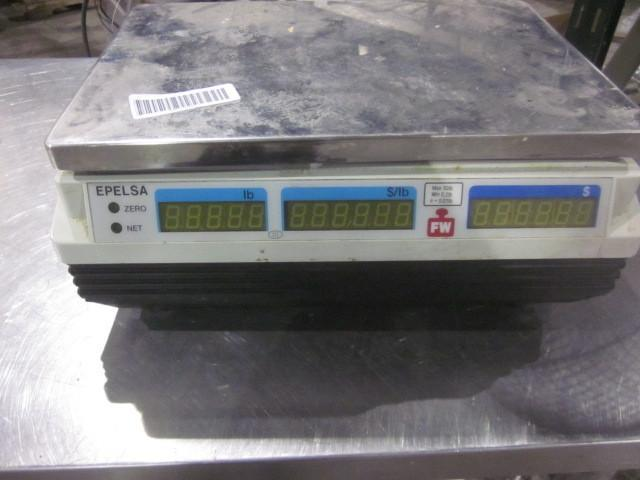 Image EPELSA Scale, Cap. 30 lbs 410693