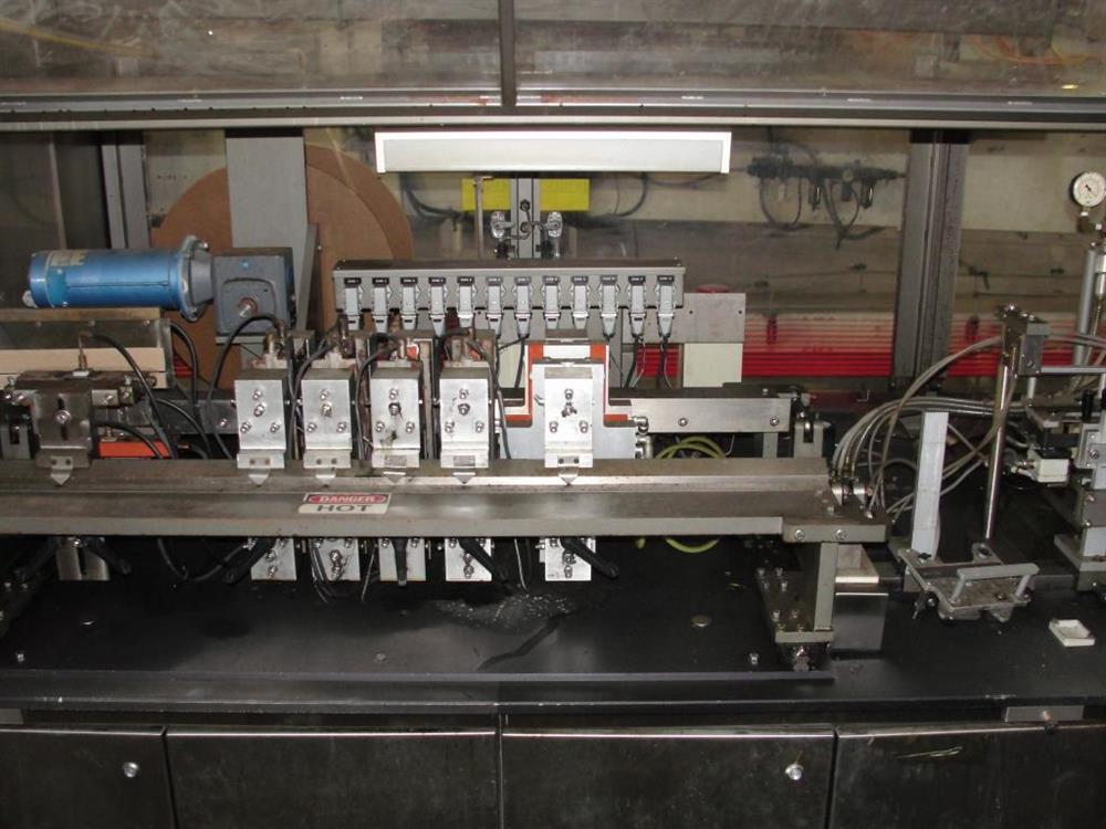 Image KHS KLOCKNER BARTELT Model RPML Horizontal Form, Fill and Seal Machine 490929