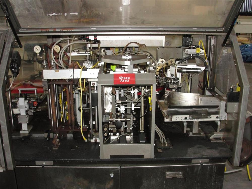 Image KHS KLOCKNER BARTELT Model RPML Horizontal Form, Fill and Seal Machine 490930