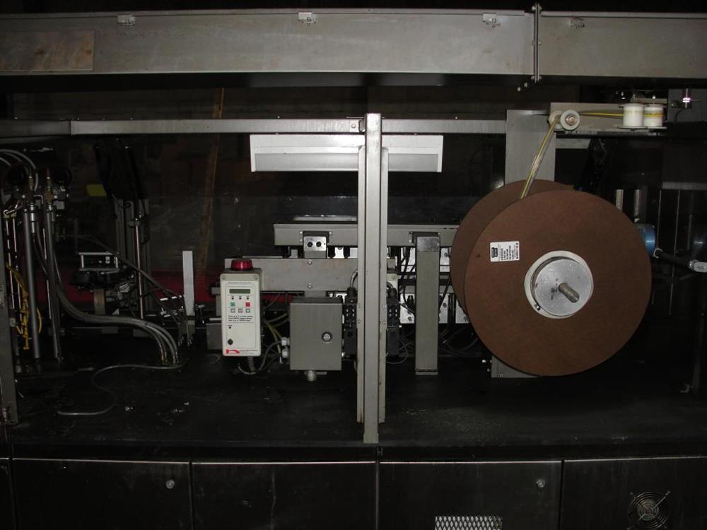 Image KHS KLOCKNER BARTELT Model RPML Horizontal Form, Fill and Seal Machine 490932