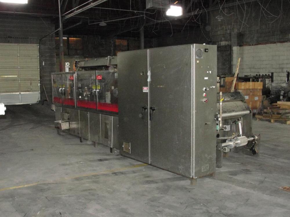 Image KHS KLOCKNER BARTELT Model RPML Horizontal Form, Fill and Seal Machine 490923