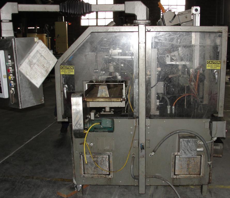 Image KHS KLOCKNER BARTELT Model RPML Horizontal Form, Fill and Seal Machine 490924