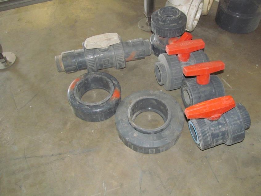 PVC SCH 40 & 80 Fittings