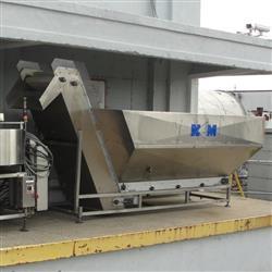 Image NEW ENGLAND MACHINERY Model NEHLB72-L Bottle Unscramber  947204