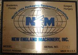 Image NEW ENGLAND MACHINERY Model NEHLB72-L Bottle Unscramber  947206
