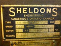 Image SHELDON 445 UNF Industrial Blower / Circulating Fan 419172