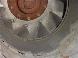 Image 15 HP CHICAGO BLOWER Steel Centrifugal Blower 528396