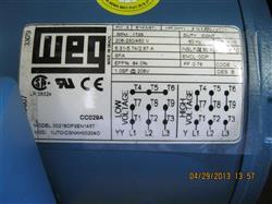 Image WEG 2HP 460V 60HZ Motor 432080