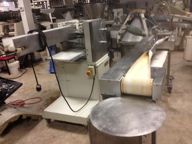 POLINE Bagel Machine