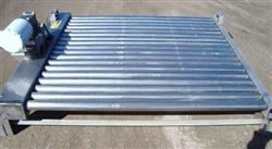 "158487 - 59"" Wide x 58"" Long Powered Roller Conveyor"