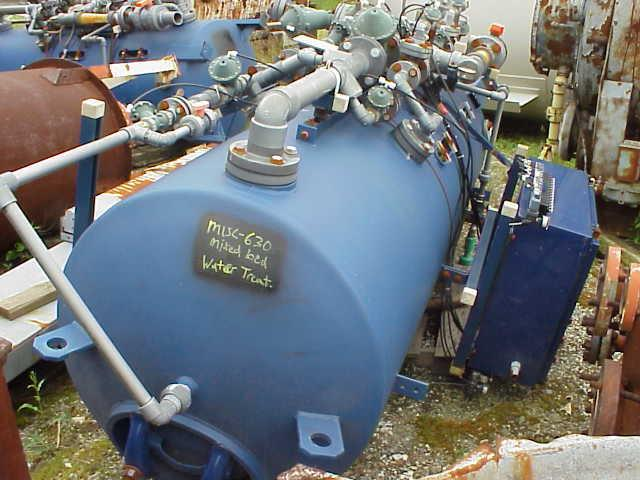 Image Water Treatment System with Service flow rate, GPM normal 40, GPM max 60 1410463