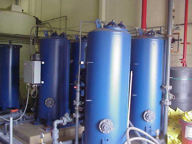 Image Water Treatment System with Service flow rate, GPM normal 40, GPM max 60 424563
