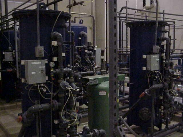 Image Water Treatment System with Service flow rate, GPM normal 40, GPM max 60 424565