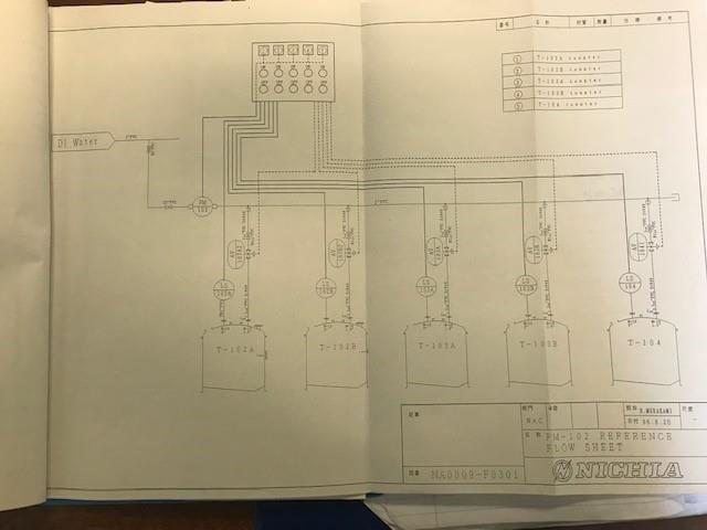 Image Water Treatment System with Service flow rate, GPM normal 40, GPM max 60 1410455
