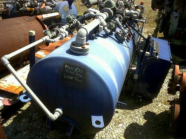 Image Water Treatment System with Service flow rate, GPM normal 40, GPM max 60 1410456