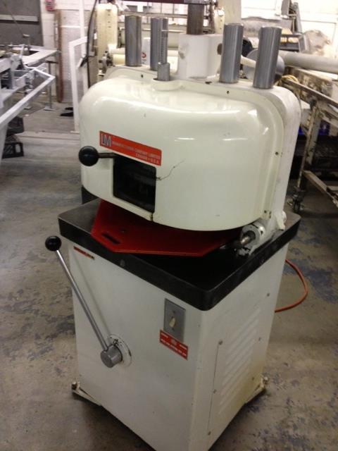 Image L&M MANUFACTURING DR-36 Dough Divider 424710