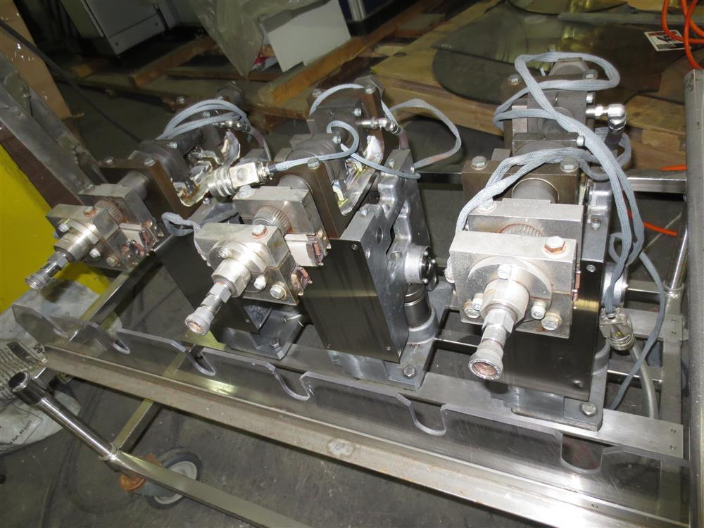 KALIX KX100 Tube Filler Hot Jaw Sealing System