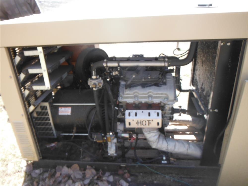60 KW GENERAC Generator