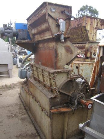 JACOBSON Model 8TN-11 Hammer Mill
