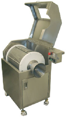 Model SG500 Softgel Polisher