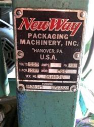 Image NEWWAY Model E5C Hot Glue Labeler 433979