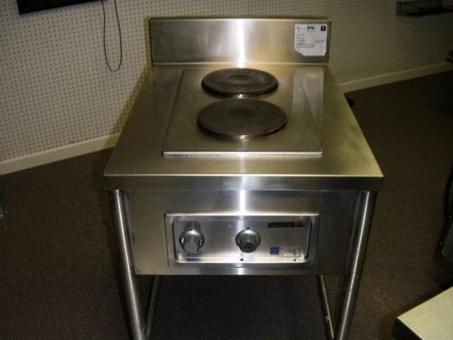 WELLS Restaurant Cooking Stove