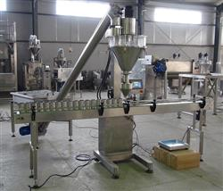Image Automatic Inline Powder Filler with Auger 434327