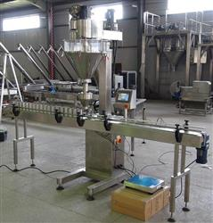 Image Automatic Inline Powder Filler with Auger 434329